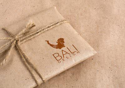 Design Logo dla firmy Balidesign