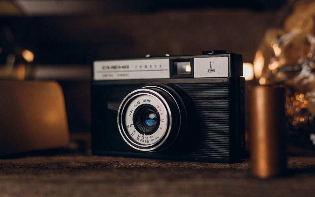 Fotografia produktowa na przykładzie aparatu CMEHA